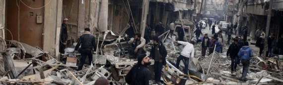 Reuters photographer killed in Aleppo