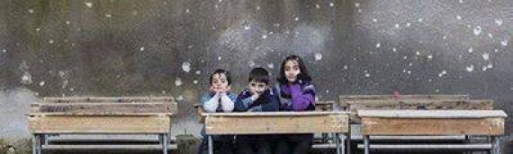 Syrian children miss school
