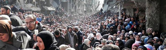 Yarmouk in despair