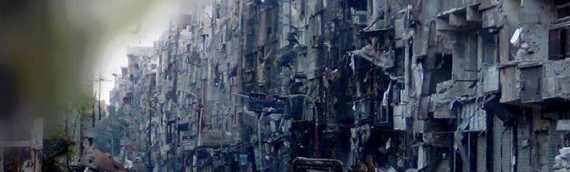 Yarmouk Palestinian refugee camp