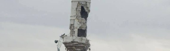1,500 mosques destroyed in Syria