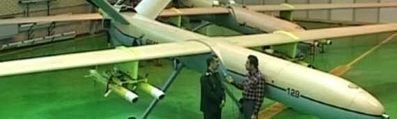 After money, rockets and fighters, Iran sends its drones to Syria
