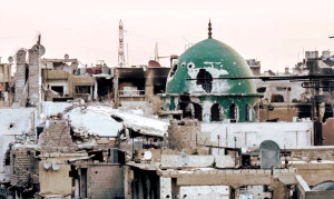 Mosque-Qaboun