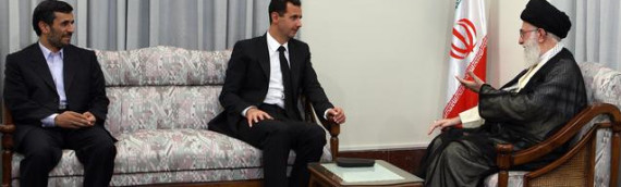 Why Khamenei fully supports Bashar al-Assad