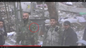 Hezbollah in Yarmouk